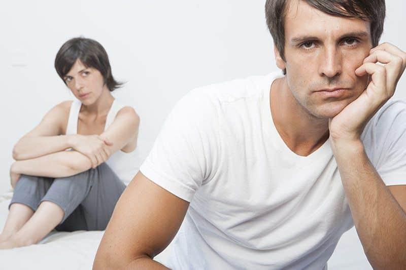 Problema entre Casais - Ejaculação Precoe