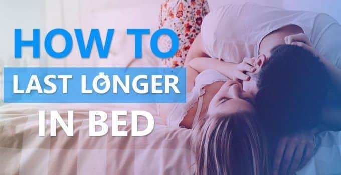 Como durar mais tempo na cama