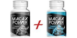 Maca Power 2 Frascos