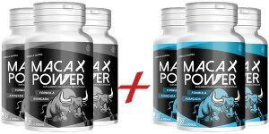 Maca X Power 6 frascos