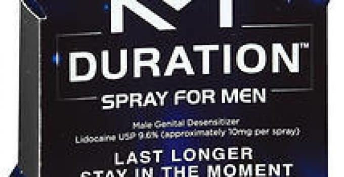 Revisão do spray de duração KY para homens