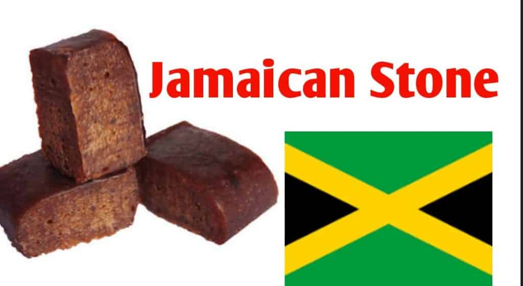 crítica de pedra jamaicana